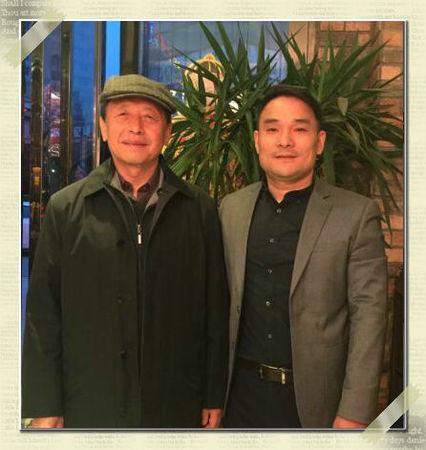 瞿总在国宾馆会见了中国人民解军空军装备部原副部长-申良启将军